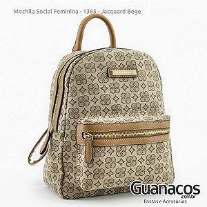 286999544 Mochila Social Feminina - Média - Preto - Chenson - coleção 2019 ...