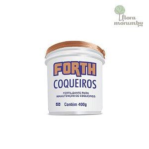ADUBO FORTH COQUEIRO 400G