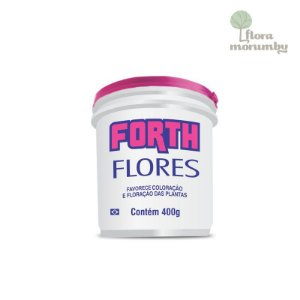ADUBO FORTH FLORES 400 GR