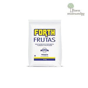 ADUBO FORTH FRUTAS PACOTE 25KG
