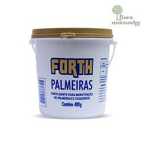 ADUBO FORTH PALMEIRAS 400G