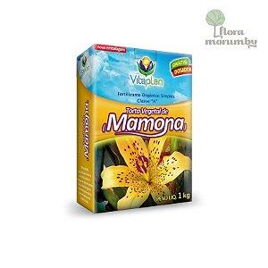 FERTILIZANTE TORTA DE MAMONA 1KG