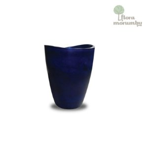 VASO COPACABANA 30X40CM ANTIQUE AZUL