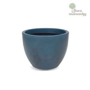 VASO VERONA 60 X 45CM - ANTIQUE AZUL