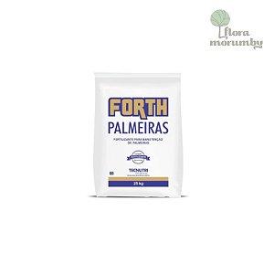ADUBO FORTH PALMEIRA 25KG