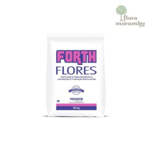 ADUBO FORTH FLORES 25KG