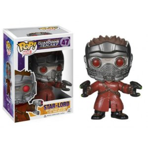 Funko Pop Guardiões da Galáxia - Star Lord