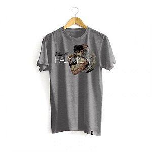 Camiseta Capcom Ryu Hadoken