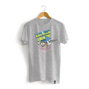 Camiseta CN Genuine 80s Regular Show