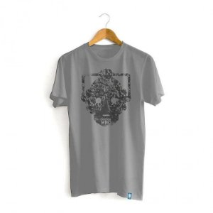 Camiseta Doctor Who - Cyberman