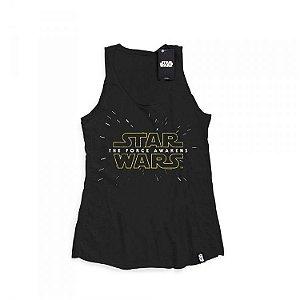 Camiseta Feminina Star Wars - 7 Logo