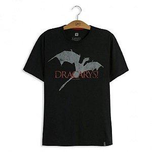 Camiseta Game of Thrones Dracarys