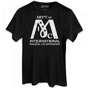 Camiseta Harry Potter - Ministério da Magia