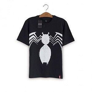 Camiseta Marvel - Venom Symbol
