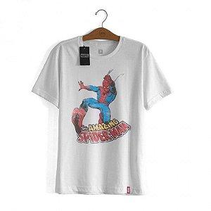 Camiseta Marvel Homem Aranha - Ataque