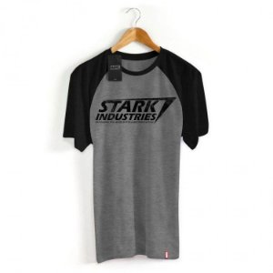 Camiseta Marvel Stark Industries