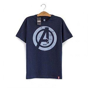 Camiseta Marvel Vingadores Era de Ultron - Logo
