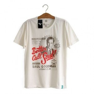 Camiseta Sony Breaking Bad - Better Call Saul