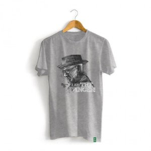 Camiseta Sony Breaking Bad - I Am the Danger