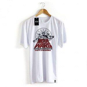 Camiseta Star Wars - Captain Phasma