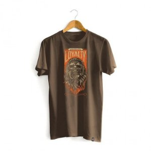 Camiseta Star Wars - Chewbacca