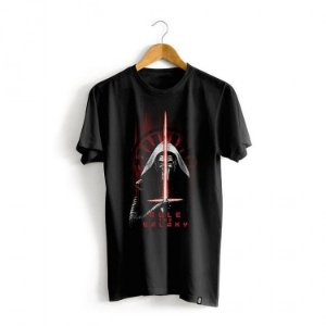 Camiseta Star Wars - Kylo Ren