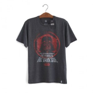 Camiseta Star Wars - The Power of The Dark Side