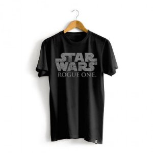 Camiseta Star Wars Rogue One Logo