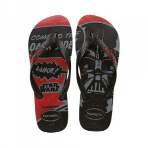 Sandálias Havaianas Star Wars - Darth Vader