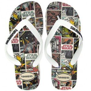 Sandálias Havaianas Star Wars - Personagens