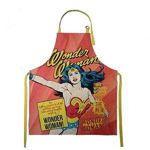 Avental Algodão DC - Wonder Woman