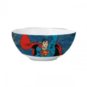 Bowl DC - Superman Flying (2 peças)