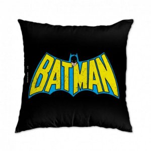 Capa de Almofada DC - Batman Logos 60's