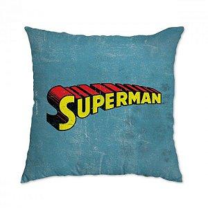 Capa de Almofada DC - Superman Logo Clássico
