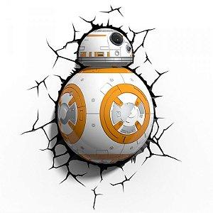 Luminária Star Wars - BB-8