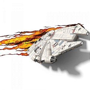Luminária Star Wars - Millenium Falcon
