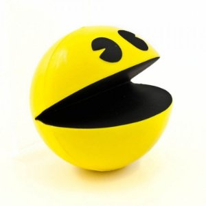 Stress Ball Pac Man Come-Come