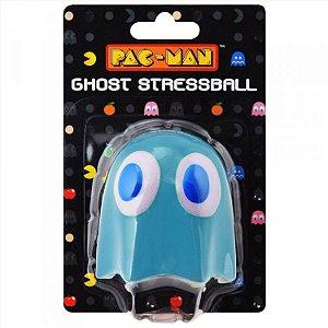 Stress Ball Pac Man Fantasma Azul