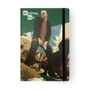 Caderno de Notas Breaking Bad Jesse Pinkman