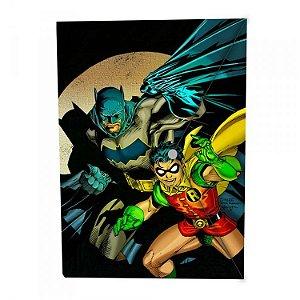 Pasta Envelope DC - Batman e Robin