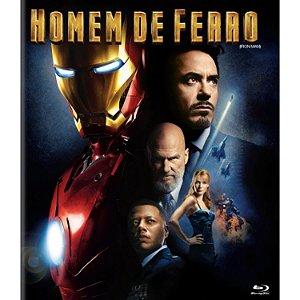 Blu Ray Homem de Ferro