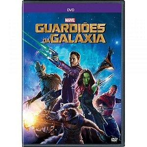 DVD Guardiões das Galáxias