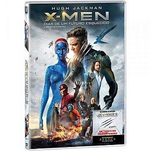 DVD X-Men Dias de Um Futuro Esquecido