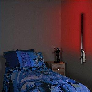 Luminária Sabre de Luz Darth Vader