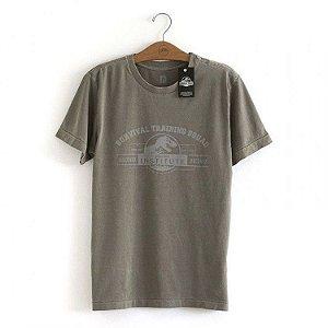 Camiseta Jurassic Park Institute