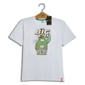 Camiseta Infantil Marvel Hulk Young