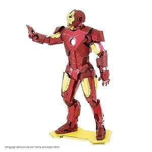 Mini Réplica de Montar Marvel Homem de Ferro