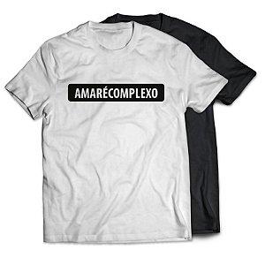 CAMISETA AMARÉCOMPLEXO