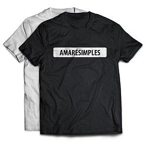 CAMISETA AMARÉSIMPLES