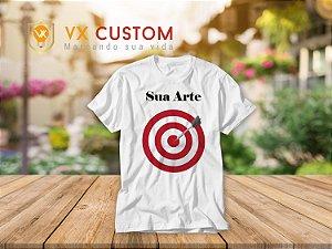 Camiseta Personalizada - Sublimação -